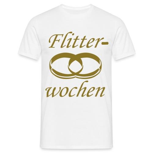 heiratet bald - Männer T-Shirt