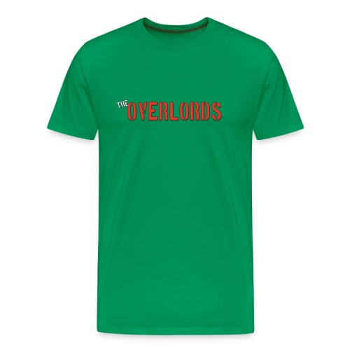 Overlords Official Tee - Men's Premium T-Shirt
