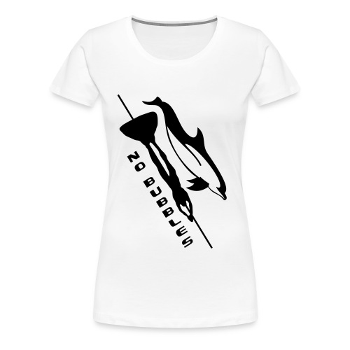 Lady no bubbles Shirt - Frauen Premium T-Shirt