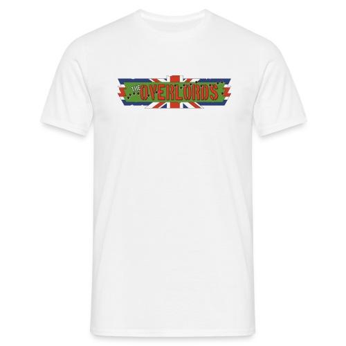 Overlords Official Logo T - Men's T-Shirt