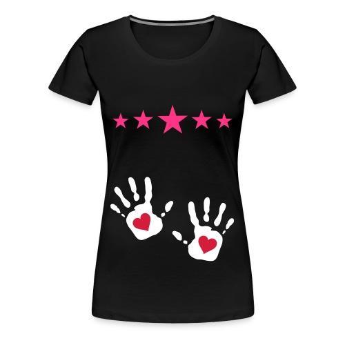 Ghost Hands T-shirt - Women's Premium T-Shirt