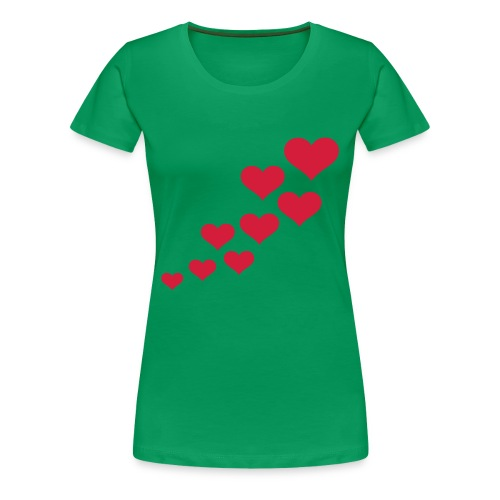 many loves - Women's Premium T-Shirt