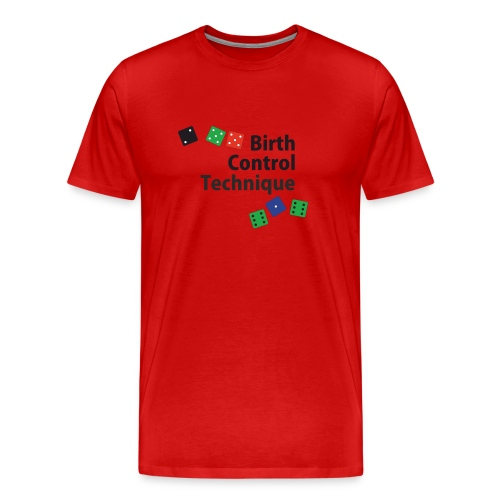 Birth Control XL - Men's Premium T-Shirt