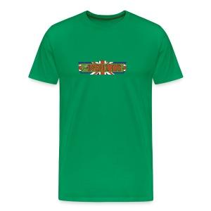 Overlords Official Logo T XL - Men's Premium T-Shirt