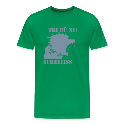 Scheiß Tribüne - Männer Premium T-Shirt