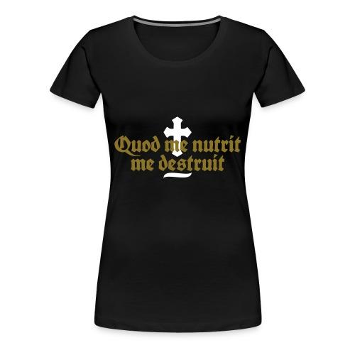 N-Gelardi-M Wear - Dame premium T-shirt