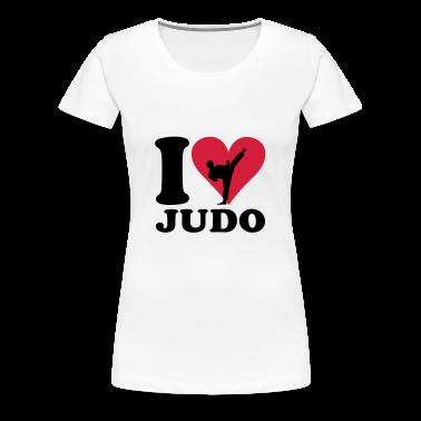 I love Judo T-Shirts