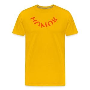 Humor neon classic - Männer Premium T-Shirt