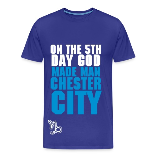 New season City's Game! - Men's Premium T-Shirt
