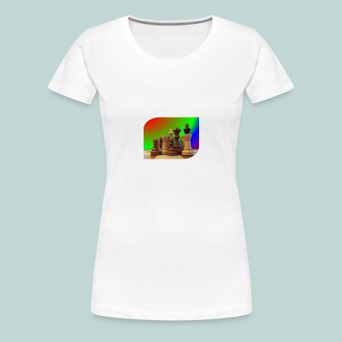 Regenbogen3 - Frauen Premium T-Shirt