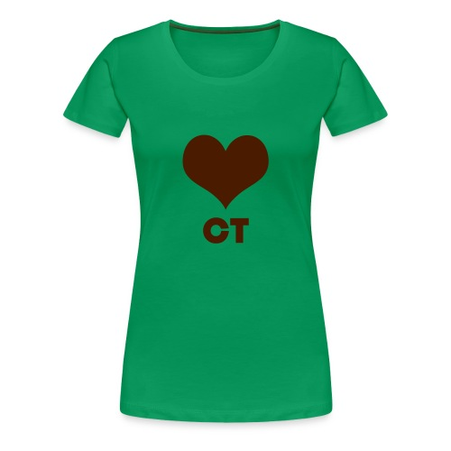 ♥ CT - Frauen Premium T-Shirt