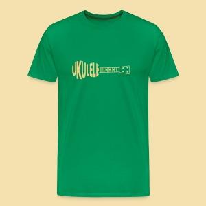 Menshirt: Ukulele UKULELE - Männer Premium T-Shirt