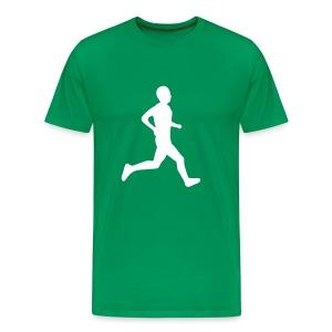 Laufen Vol. 1 (Sport T-Shirt) - Männer Premium T-Shirt