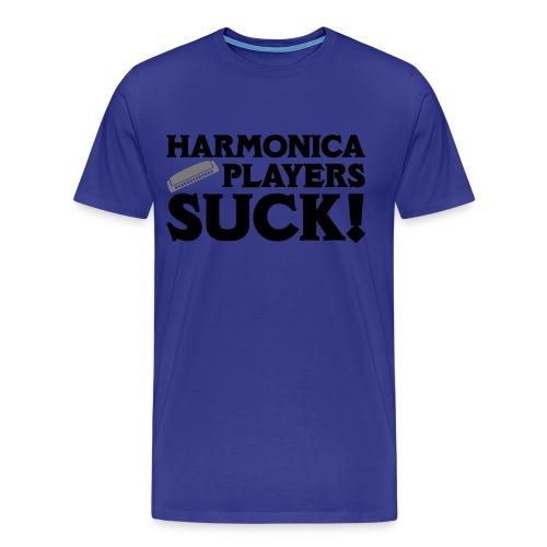 Suck - Men's Premium T-Shirt