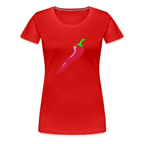 Red Hot - Women's Premium T-Shirt