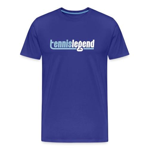 TennisLegend T-shirt (flex2c) - T-shirt Premium Homme