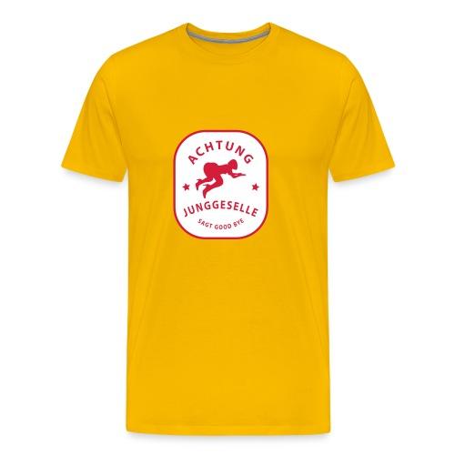 Jungesellenabschied - Männer Premium T-Shirt
