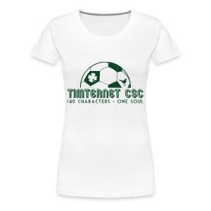 Timternet CSC - Women's Premium T-Shirt