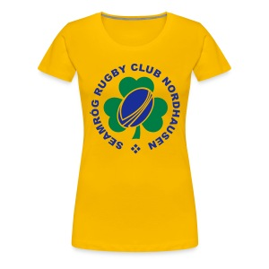 Ladys Logo - Frauen Premium T-Shirt