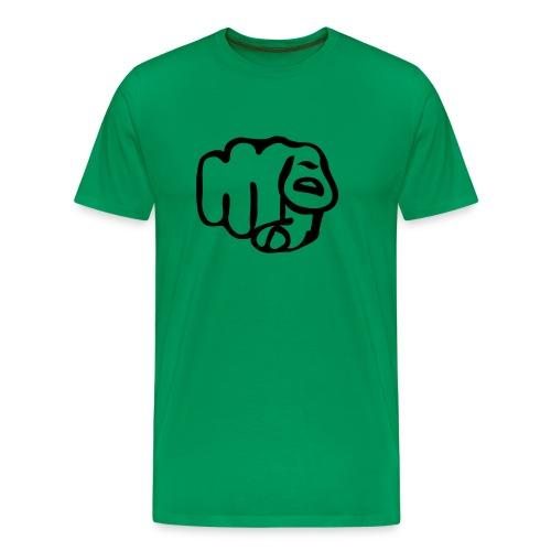 you_khaki_men - Men's Premium T-Shirt