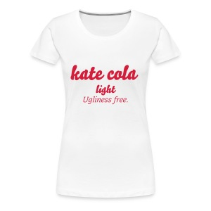 kate cola light w - T-shirt Premium Femme