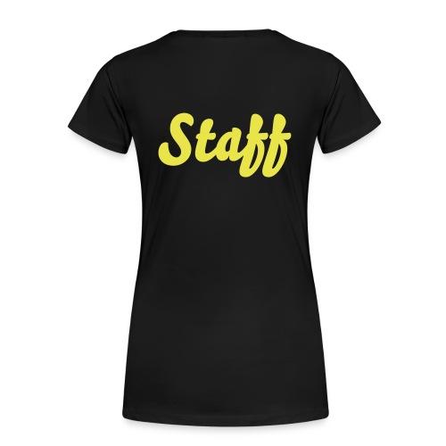 Staff woman - Maglietta Premium da donna