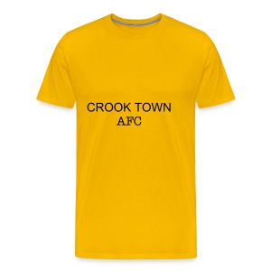 Crook town afc - Men's Premium T-Shirt