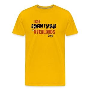 Combat Fatigue 2010 - Men's Premium T-Shirt