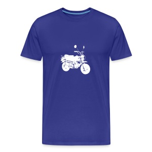 MonkeyBike - Men's Premium T-Shirt