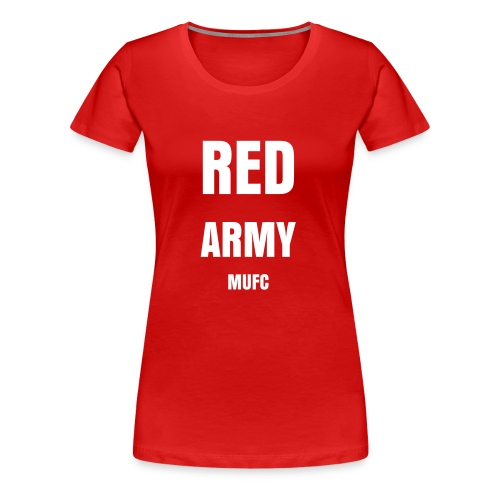 Red Army! Ladies top - Women's Premium T-Shirt