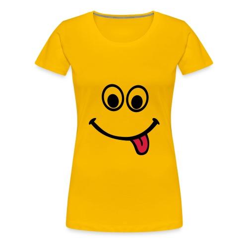 smileshirt - Vrouwen Premium T-shirt