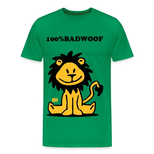 BADWOOF - Mannen Premium T-shirt