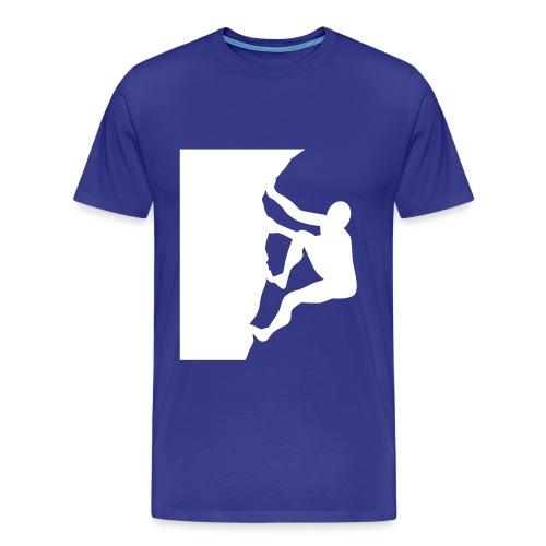 1006 - Camiseta premium hombre