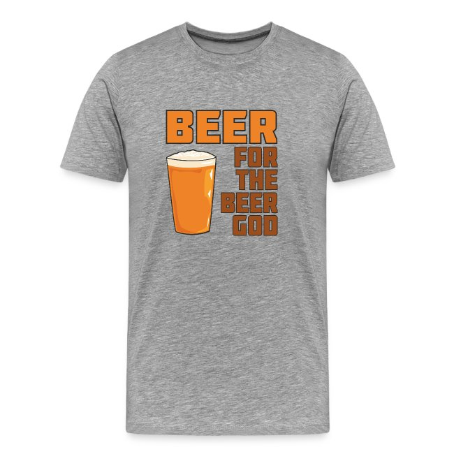 Beer for the Beer God