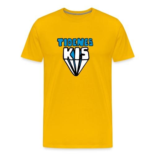 Tidenes kis! - Premium T-skjorte for menn