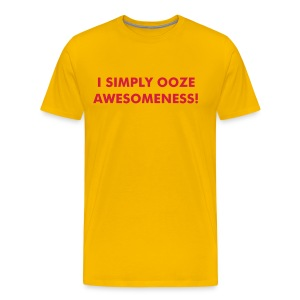 AWESOMENESS! - Men's Premium T-Shirt