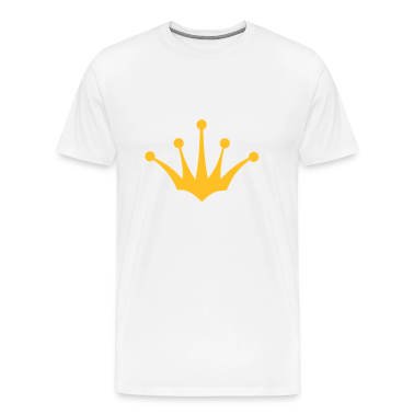 king or queen crown 4 1c T-Shirts