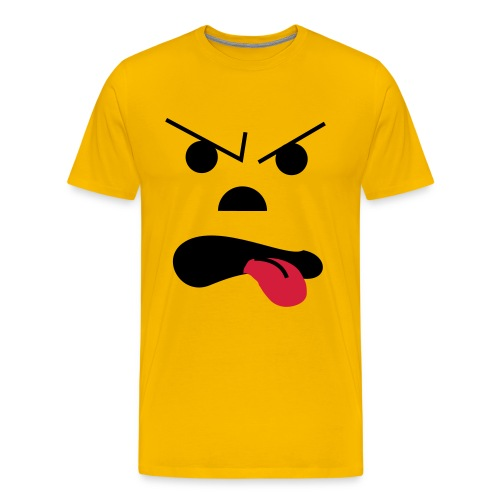 Smiley =) - Men's Premium T-Shirt