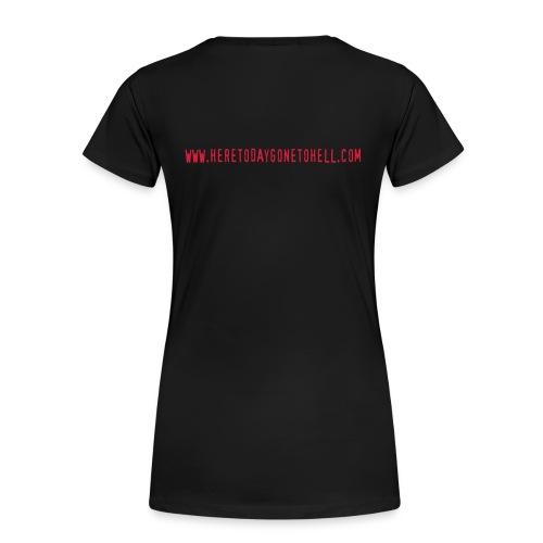 2011 - Women's black Girlie Shirt - Women's Premium T-Shirt