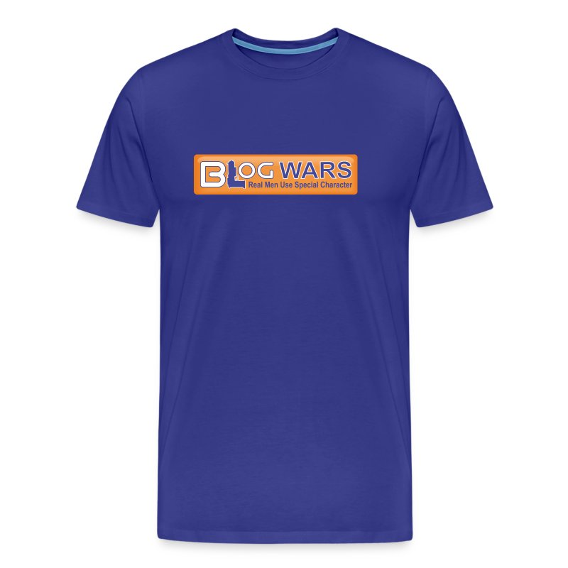 Blog Wars 2011 40K Tournament Tee - Men's Premium T-Shirt