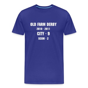 OLD FARM mens - Men's Premium T-Shirt