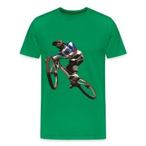 Lee freeride tee - Men's Premium T-Shirt