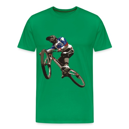 Lee freeride tee - Men's Premium T-Shirt