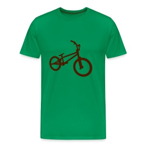 Wheel DogBMX t-shirt - Men's Premium T-Shirt