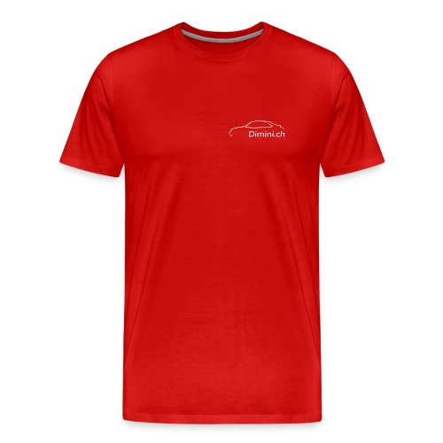 T-shirt homme Dimini.ch - T-shirt Premium Homme