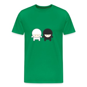 Wheel Dog Ninjas t-shirt - Men's Premium T-Shirt