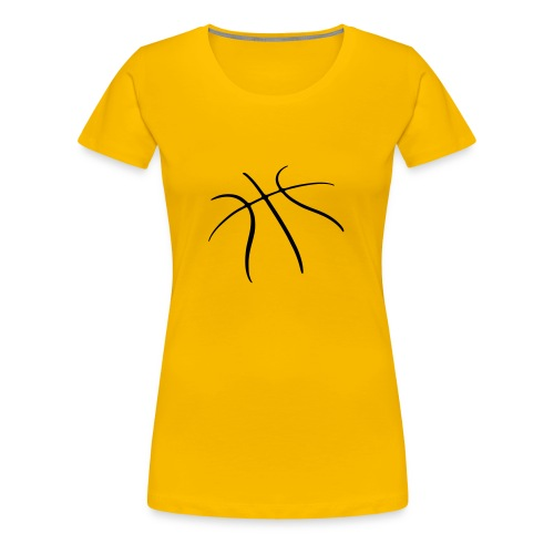 Vanishing ball W - T-shirt Premium Femme