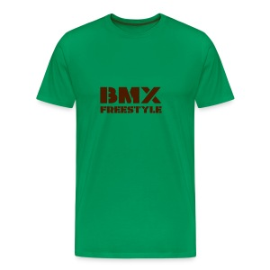 Wheel Dog BMX Freestyle t-shirt - Men's Premium T-Shirt