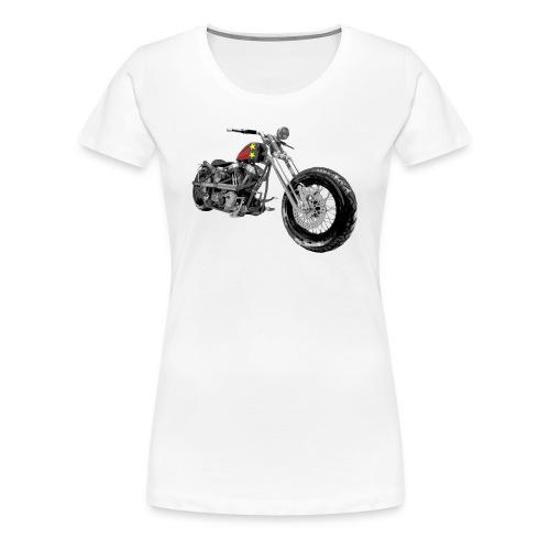 moto 1 - T-shirt Premium Femme