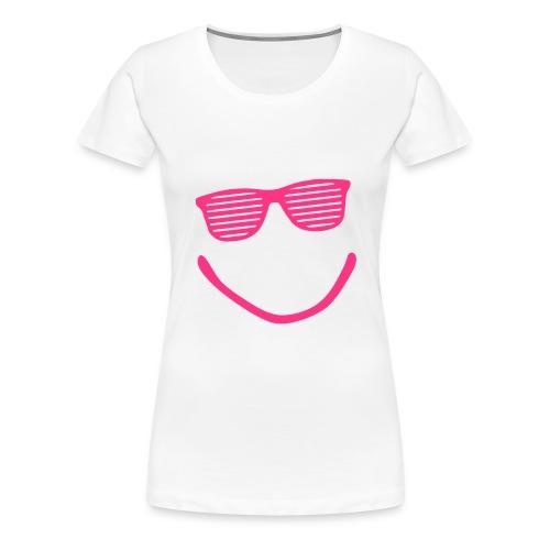 Smyle Basique - T-shirt Premium Femme